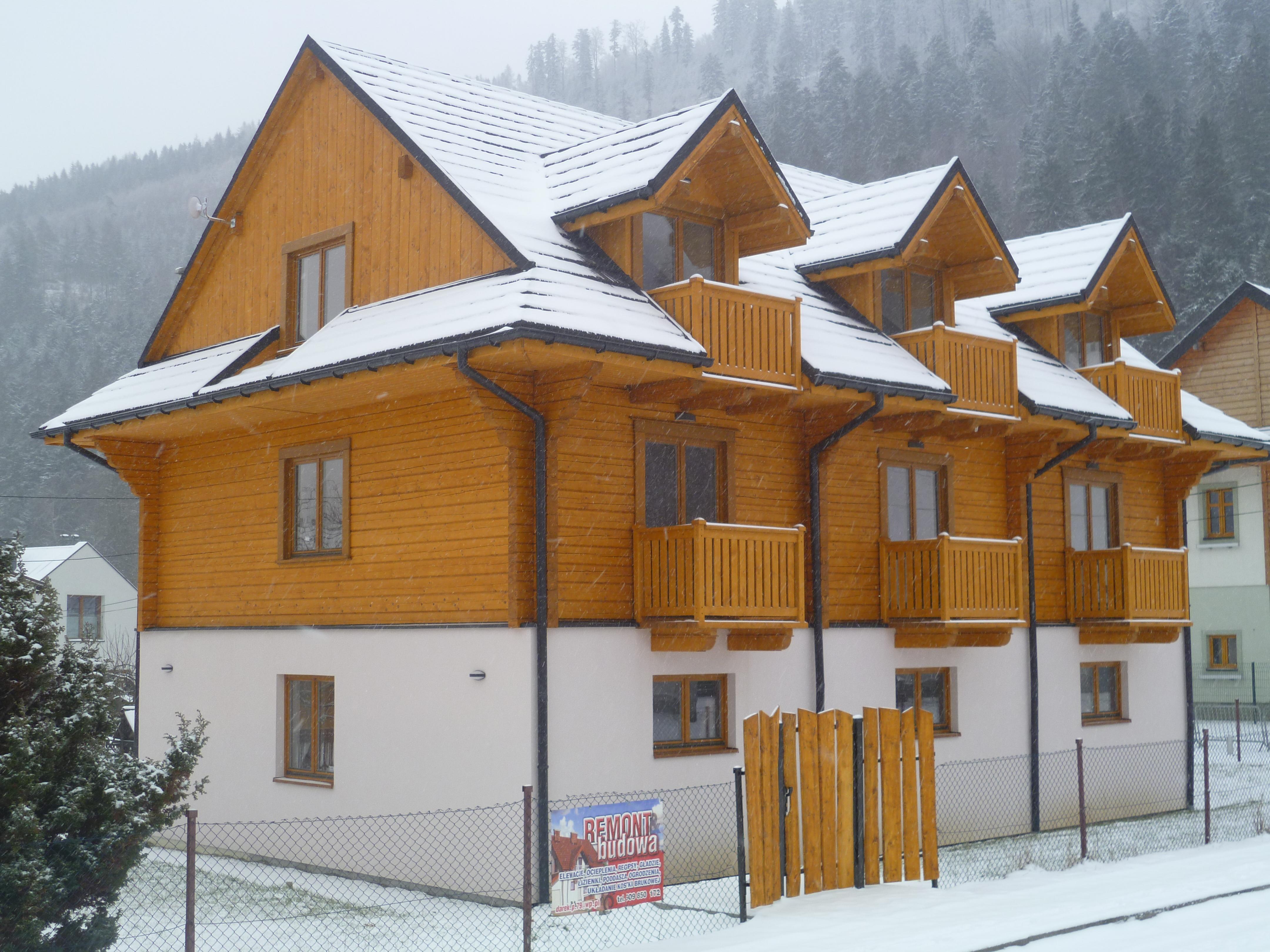 domek w Szczyrku 6