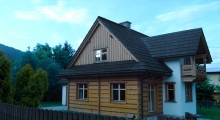 Domek w Szczyrku