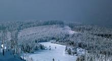 Widok na Szczyrk