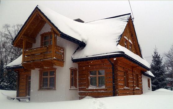 domek w Szczyrku 2