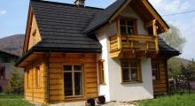 Dom Sno-House w Szczyrku
